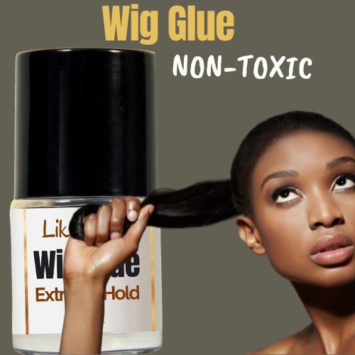 Like Scalp Wig Glue Extreme Hold-Invisible-Waterproof lace wig
